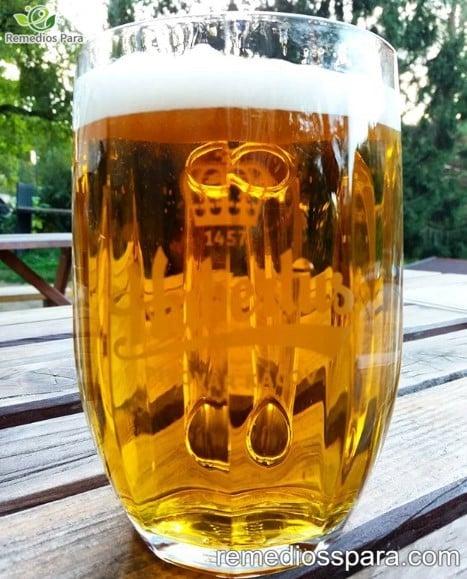 remedios caseros para calculos renales cerveza